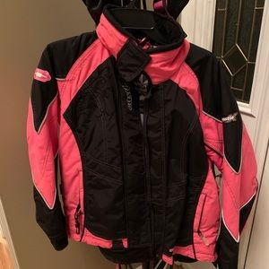 Castle snowmobile jacket small